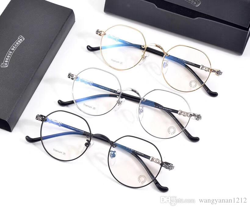 9a5b41f68989 2019 Glasses Frame Clear Lens Designer Glasses Prescription Glasses ...