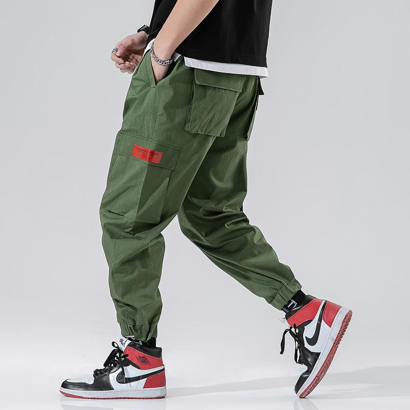 a3db529fc 2019 Spring Summer Street Style Harem Pants Men Joggers Sweatpants Hip Hop  Pants Men Casual Clothes Loose Streetwear Overalls From Yonnie, $75.08 |  DHgate.