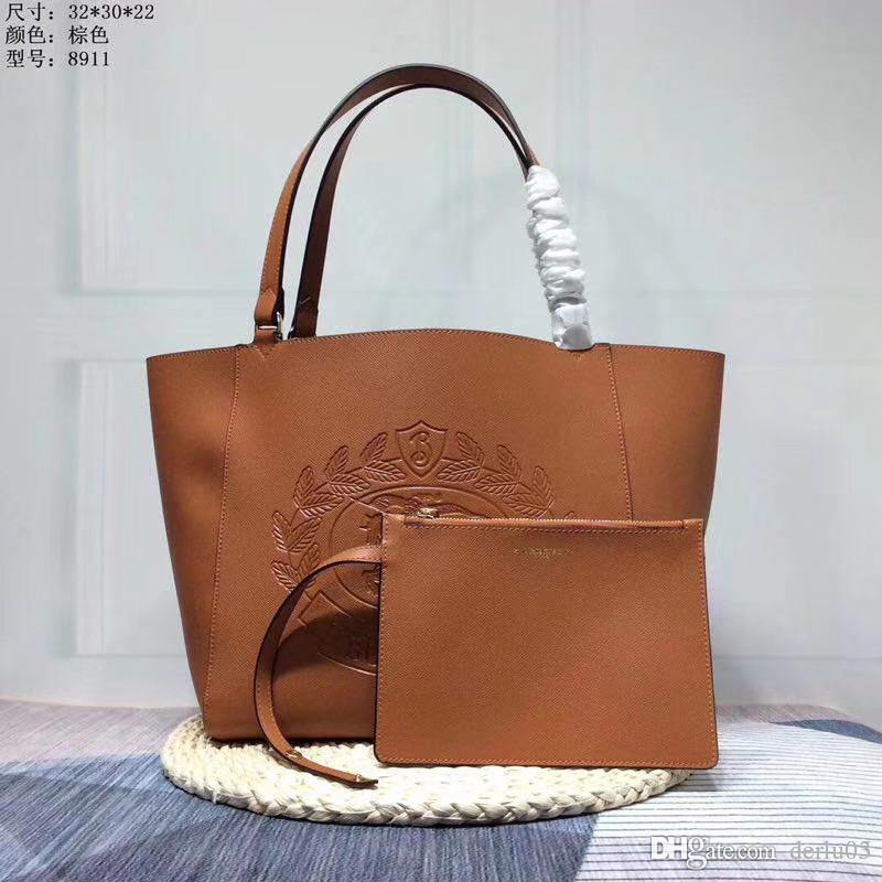 0723d834eac1 2018 Genuine Leather Handbags Unisex Designer Handbag Or Shoulder Bag  Traveling Handbag Luxury Quality Fiorelli Handbags Patricia Nash Handbags  From Derlu05 ...