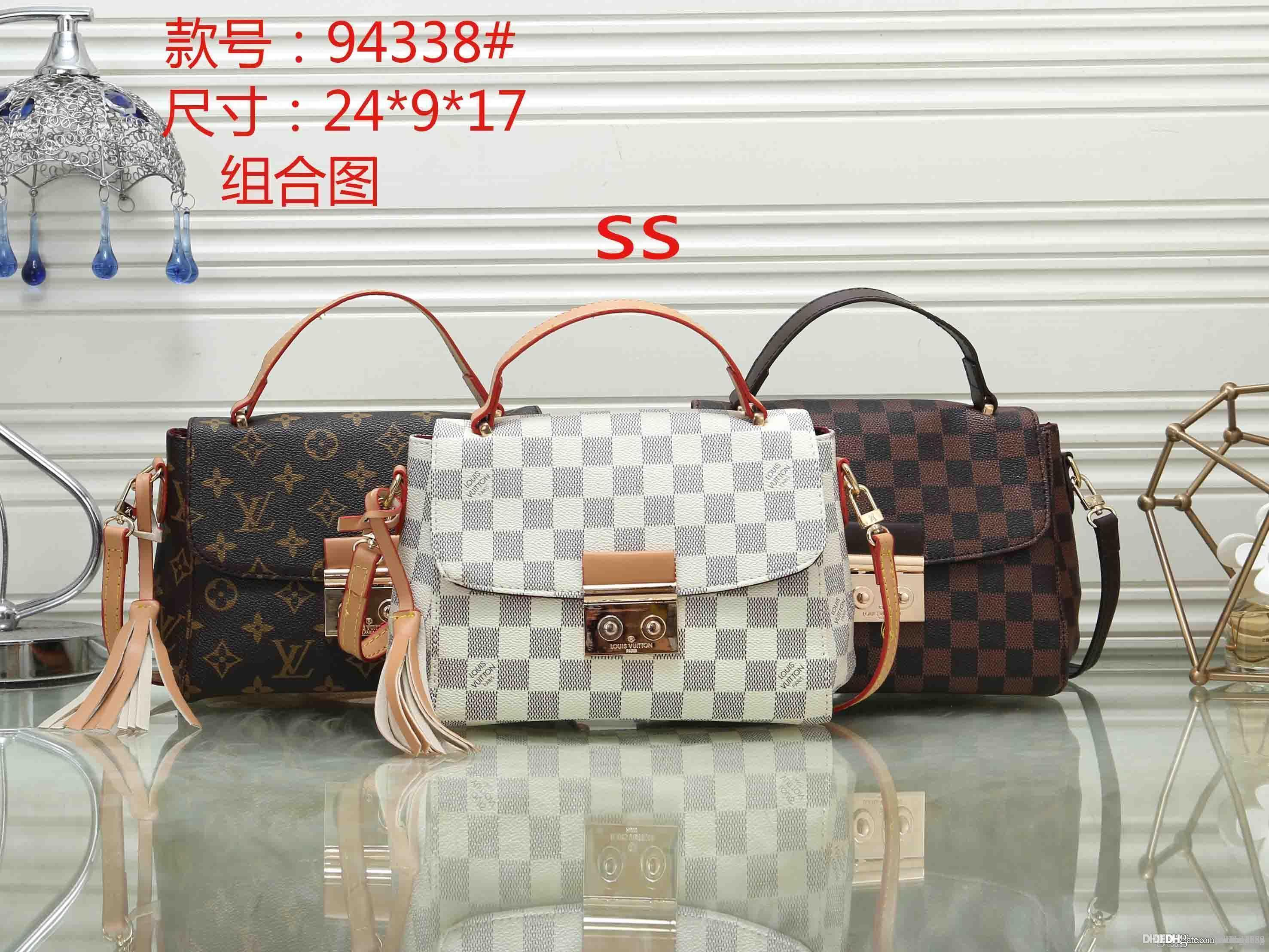 f272e788c2 2019 MK 94338  SS NEW Styles Fashion Bags Ladies Handbags Designer Bags  Women Tote Bag Luxury Brands Bags Single Shoulder Bag From A1handbag