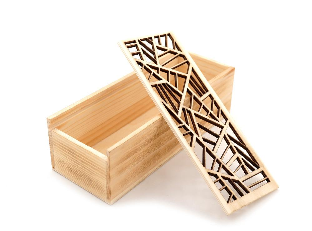 BOBOBIRD Nature Bamboo Wooden Gift Box Top Quality Wooden Set Storage Accept Customized Link Without Sunglasses Or Other Product T200505
