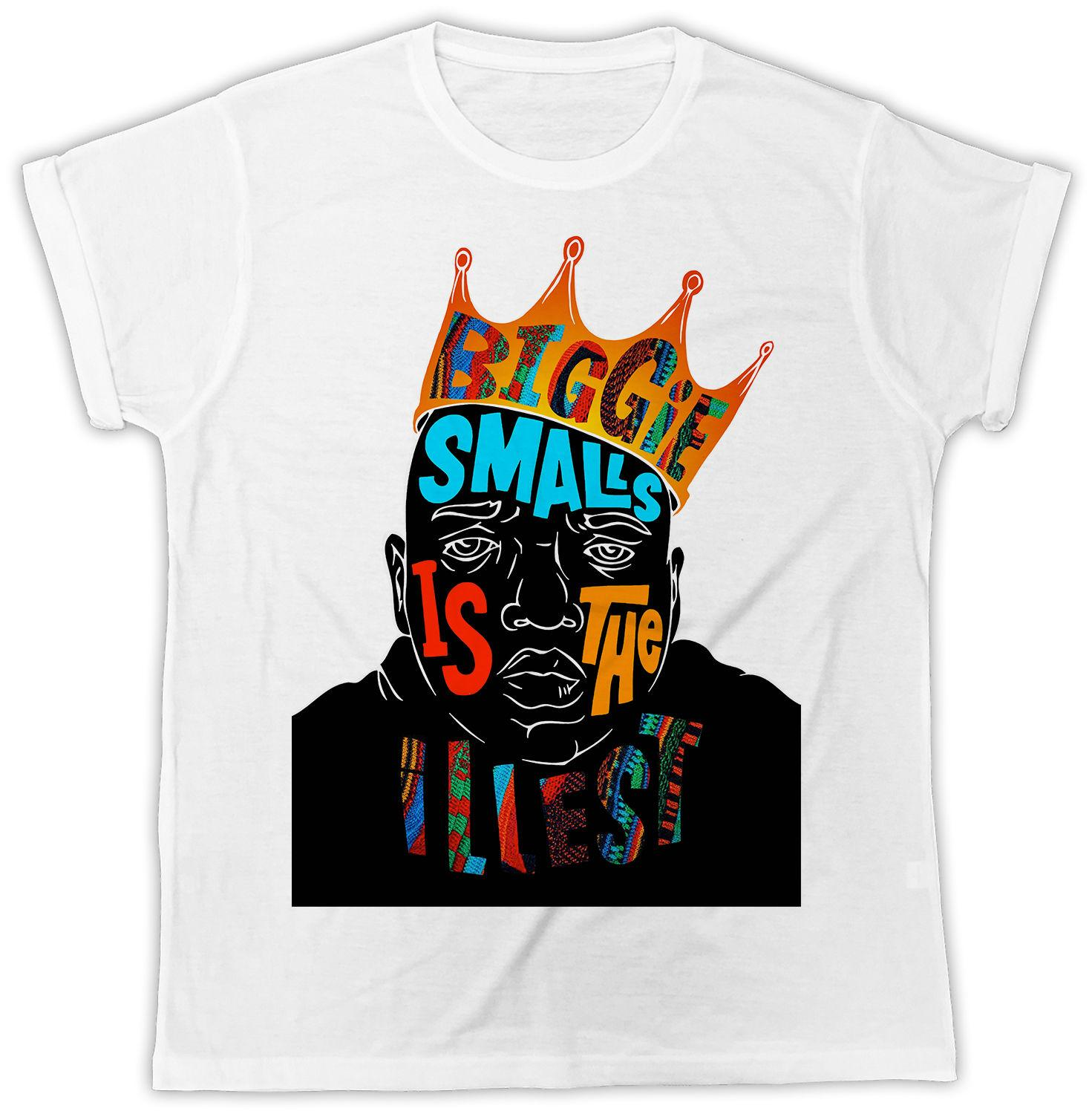 a57dc5513cbf BIGGIE ILLEST T SHIRT NOTORIOUS B.I.G SMALLS GANGSTER RAPPER PRESENT T SHIRT  Hoodie Hip Hop T Shirt Discounted T Shirts Tee Shirt Of The Day From  Shirtcup, ...