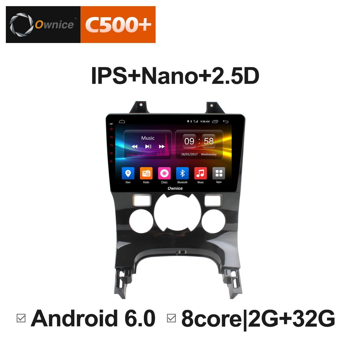 "9"" 2.5D Nano IPS Screen Android Octa Core/4G LTE Car Media Player With GPS RDS Radio/Bluetooth For Peugeot 3008 2013 #5901"