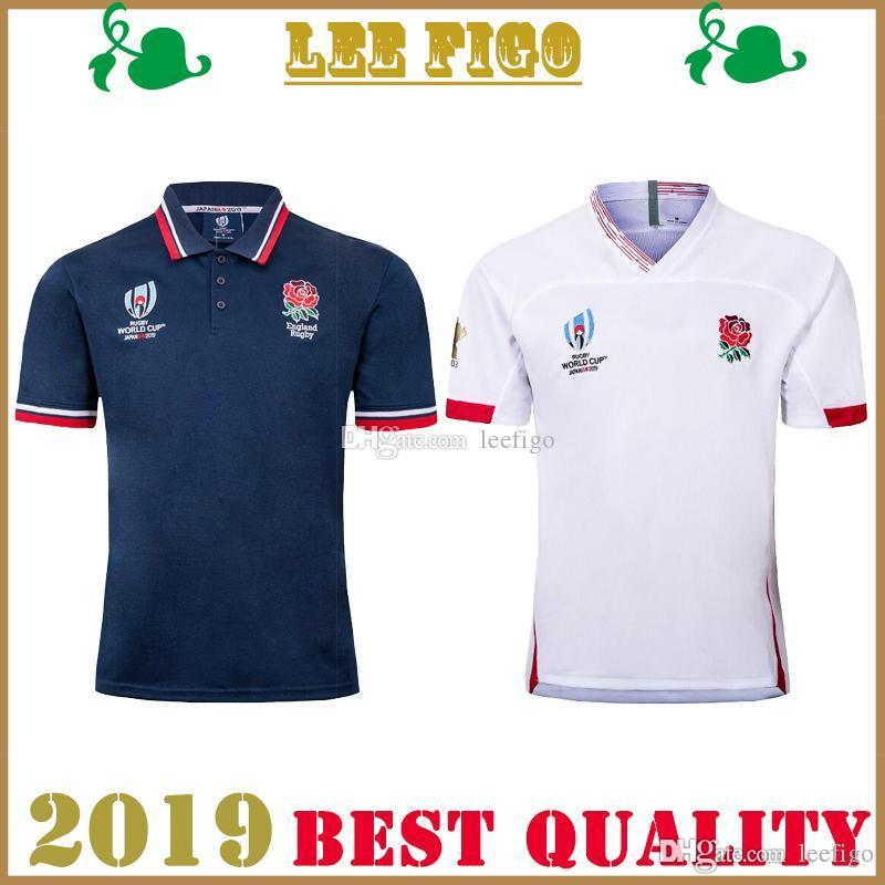 best service 139e3 4ba59 2019 World Cup England National Rugby League edition polo Jersey Rugby  Shirts National Rugby T-shirt S-3XL