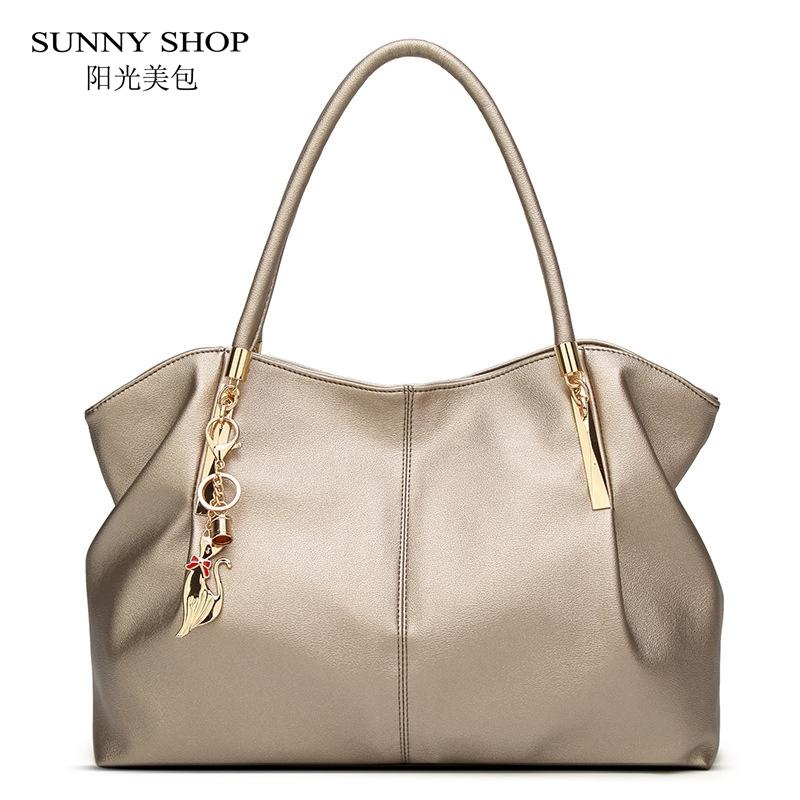 29f034b5f64a 2019 Fashion Soft Vegan Leather Tote Bag For Women 2018 Luxury Handbags  Women Bags Designer A4 Large Capacity Solid Top Handle Shoulder Bag  Designer Purses ...