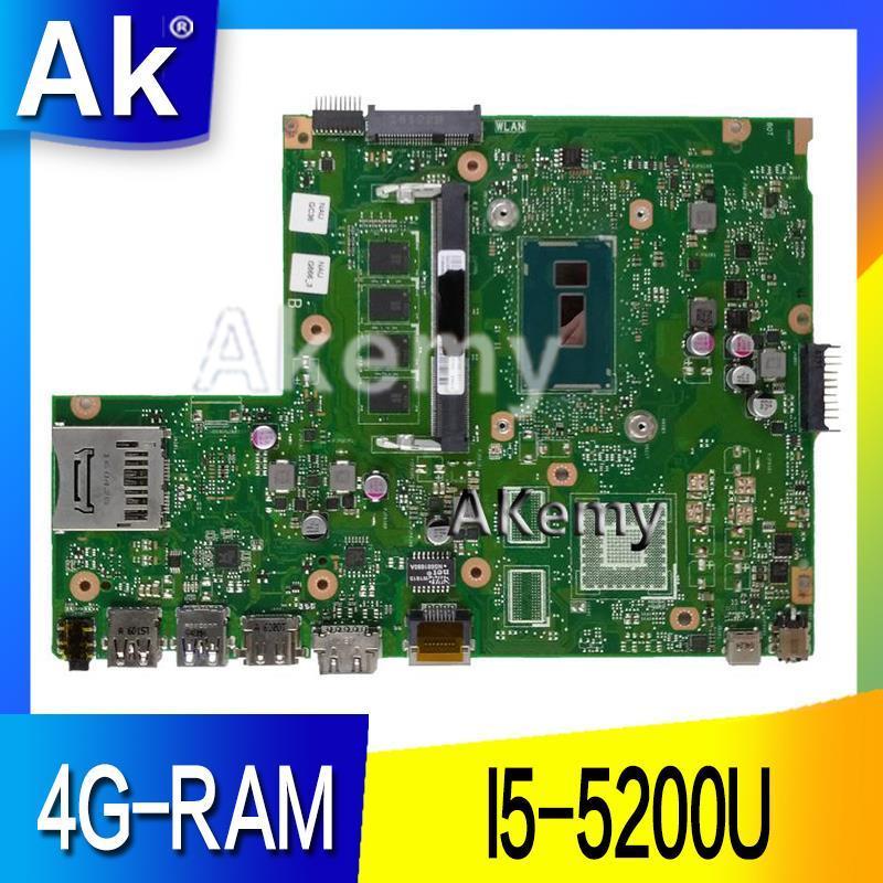 AK X540LA Laptop Motherboard für ASUS X540LJ X540L F540L X540 Testen on