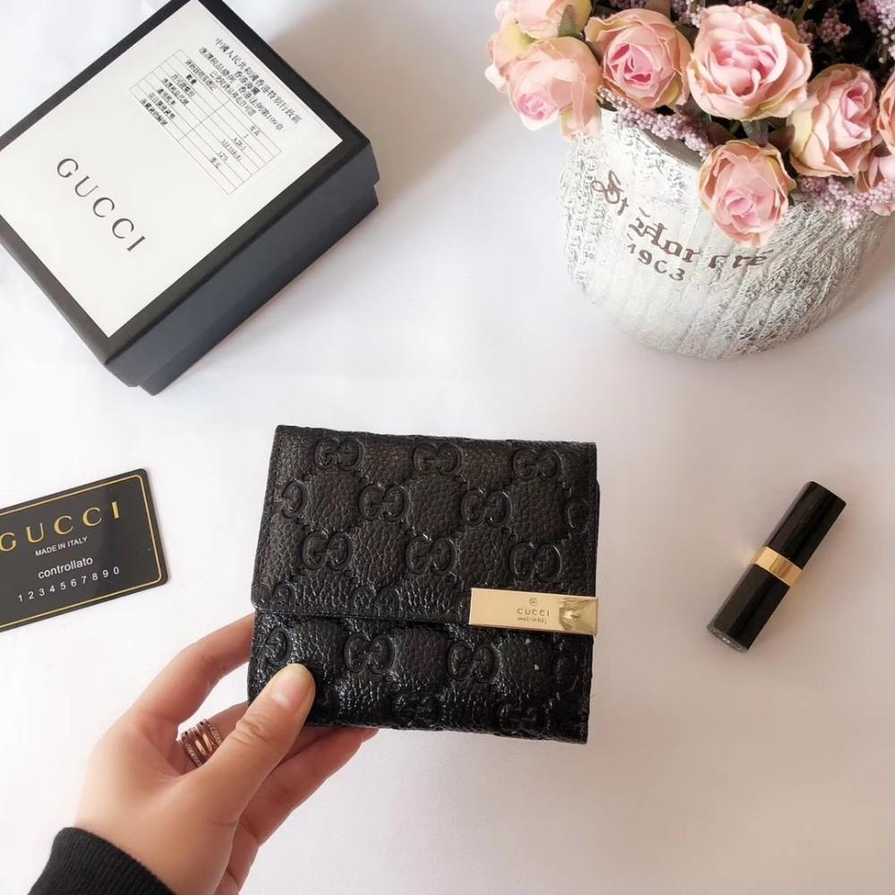 fe9abd4e927 Fashion Wallet For Women And Men Brand Original Design And Best Quality  Exquisite Credit Card bag