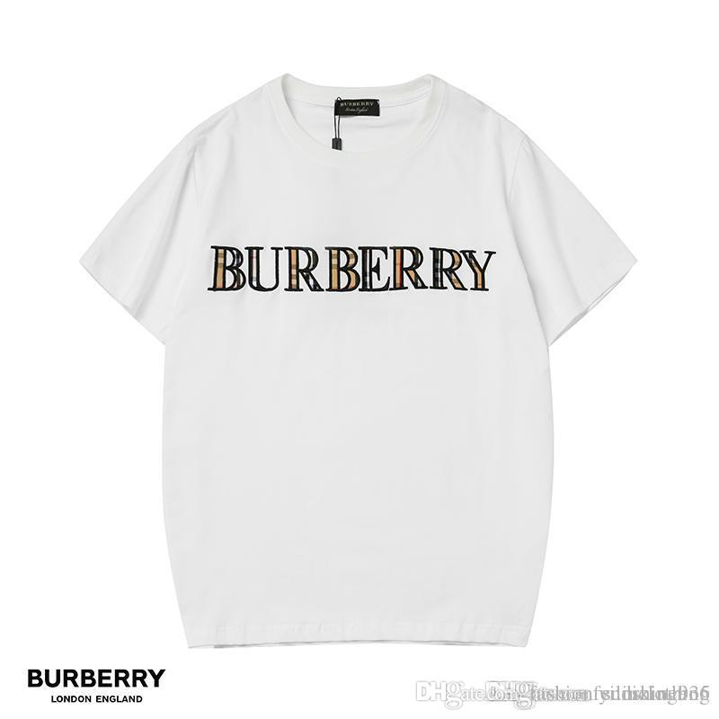 360b675f7 2019 2019 Newest Summer Men T Shirt Fashion Letter Print Hip Hop Sport Shirt  #0179 Mens Round Collar Short Sleeve T Shirt Tops Tees From ...