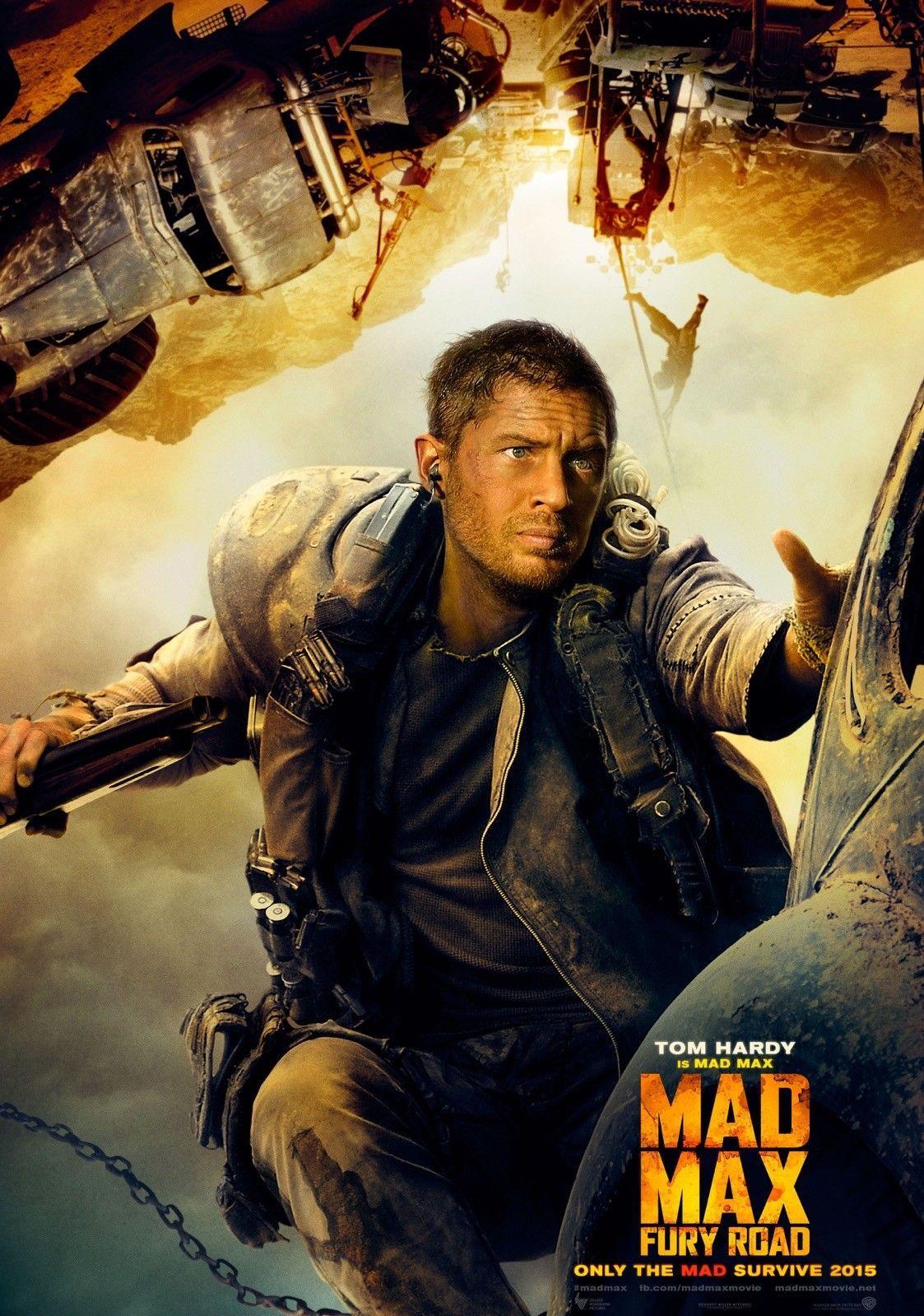 Boring. Mad max fury road movie necessary phrase