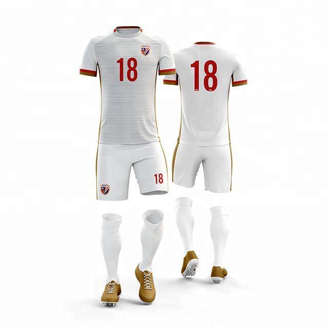 acf976290 2019 Wholesale New Style Soccer Jerseys In Stock Sportswear ...