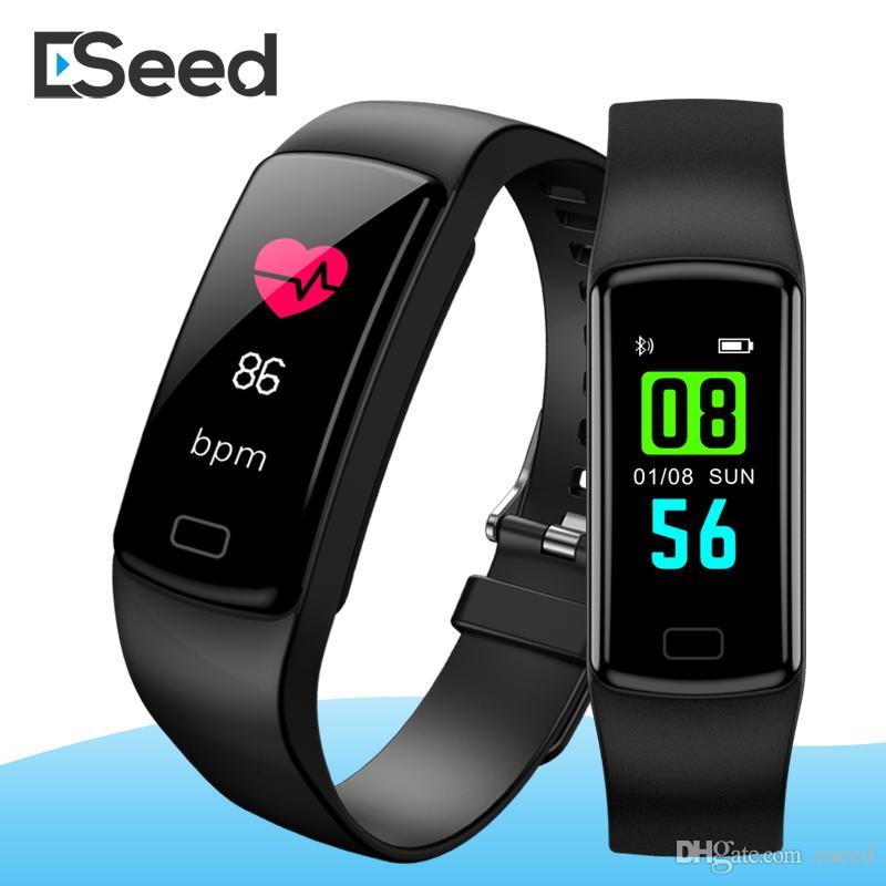 012f7a0a917c Y9 Actividad inteligente Rastreador reloj Banda Fitness Pulsera Monitor de  ritmo cardíaco Pulseras de presión arterial para Smartphone Smartband