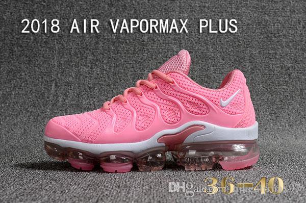 classic style new style cheap for discount [Avec montre de sport] Nouveautés 2019 Designer shoes men women Nike AIR  MAX Original TN Maxes Plus Chaussures Respirant MESH Tn Requin Chaussures  OG ...