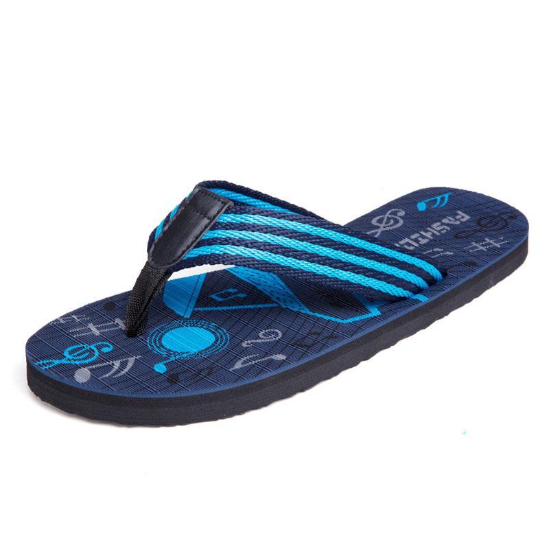 Sommer Hausschuhe Männliche Prise Trend Herren Strand Meer Rutschfeste Flip Flops Koreanische Version Der Hausschuhe Sommer Männlichen Ordner Drag