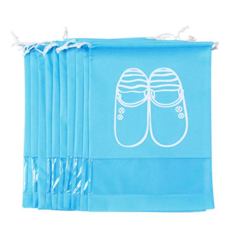Storage Bags Nice Fitness Swimming Bag Travel Bag Portable Tote Bag Drawstring Bag Waterproof Shoe Bag Storage Bag Storage Bag Non-woven Storage