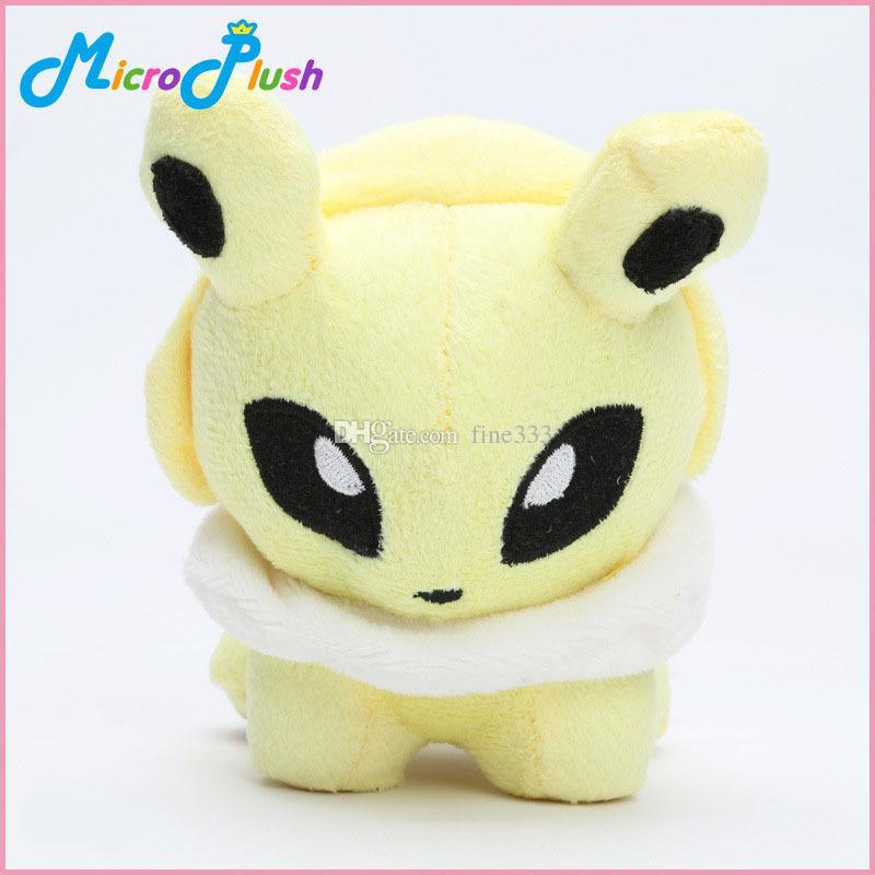 Pokemons Peluches Muñecas de peluche Umbreon Pikachu Eevee Juguetes Espeon Jolteon Vaporeon Flareon Glaceon Animales Muñecas de peluche OTH567