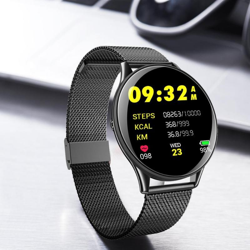 2019 hot sale SN58 smart watch Blood Pressure Heart Rate Monitor Sport IP67  Waterproof Bluetooth 4 0 smartwatch for IOS Android