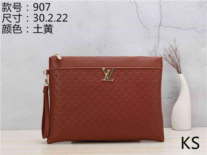 b0f2383727e AAA+ New Style Luxury Famous Designer Top Quality Men Women Classic Fashion  Large And Medium Size Clutch Purse Handbag Shopper Bags Purses Wholesale  From ...