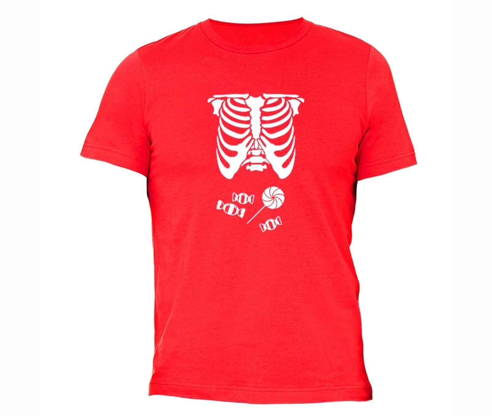 18a7fa8bb8b Halloween T Shirt Skull Skeleton Costume Jack O Lantern Day Of Dead Muertos  Tee Short Sleeve Plus Size T Shirt Colour Jersey Print T Shirt Buy Funny  Shirts ...