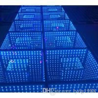 2019 New In 2019 Wedding Decorations Light Up Video Interactive Starlit Used 3D Dj Led Dance Floor For Sale From Lydg1988, $301.51 | DHgate.Com