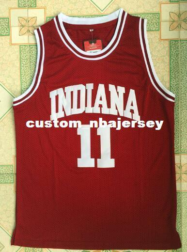 size 40 92185 af026 Cheap custom Isaiah Thomas Indiana #11 jersey Stitched Customize any number  name MEN WOMEN YOUTH XS-5XL