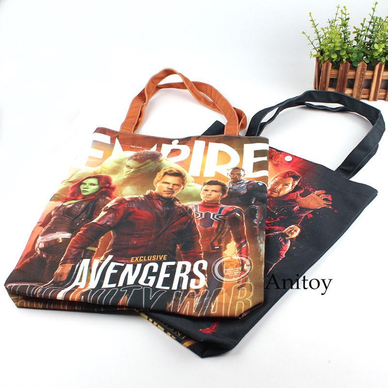 Infinity De Compras Bandolera War Avengers Estilos Superhéroe Bolsa Crossbody 8 Bolsos Moda Marvel W2IH9DE