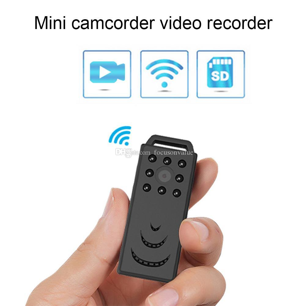 IR night vision mini camera S92 HD wifi P2P IP camera 150 degree wide angle video recorder home security surveillance camcorder