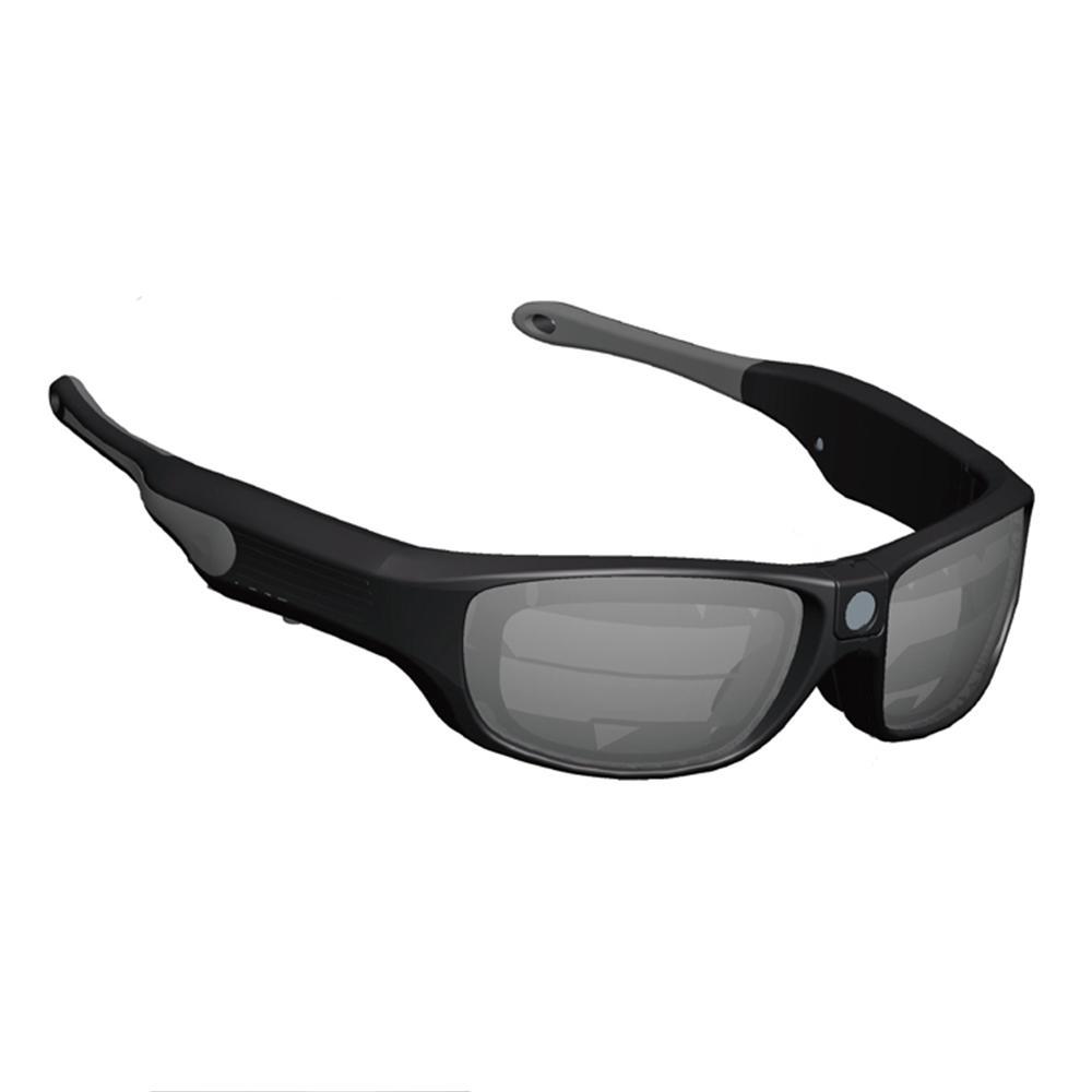 97674a7d02 Full HD 1080P Mini cámara Gafas inteligentes DVR Gafas Videocámaras de  seguridad Grabadora de video audio