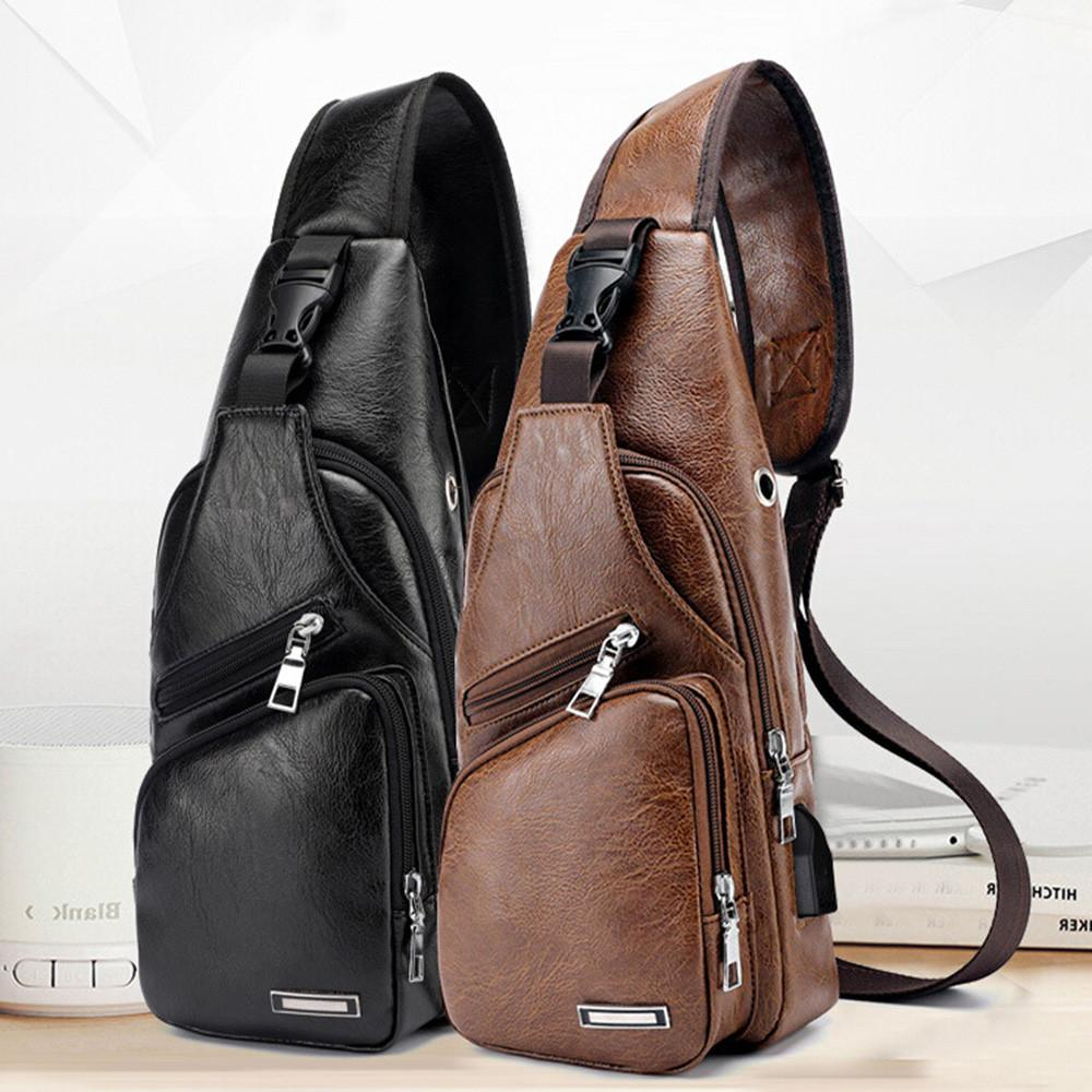 Backpack New Designer Fashion Men Shoulder Bag Charging Bag Sports ... 95a4fffb7c