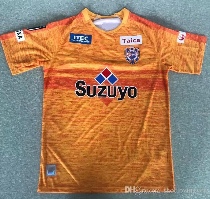 834e7db9d 2019 2019 2020 Japan League Shimizu S Pulse Soccer Jerseys 2019 Shimizu S  Pulse Home Away Soccer Shirt Football T Shirt From Shoelovingych
