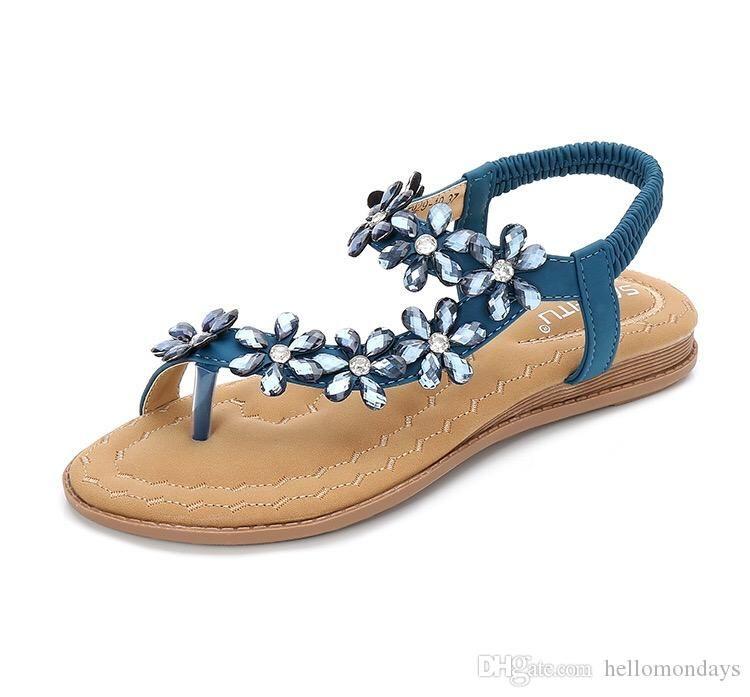 Chaussures Pour Acheter Femmes Confortables Beach Et Summer Légères n0k8wPO