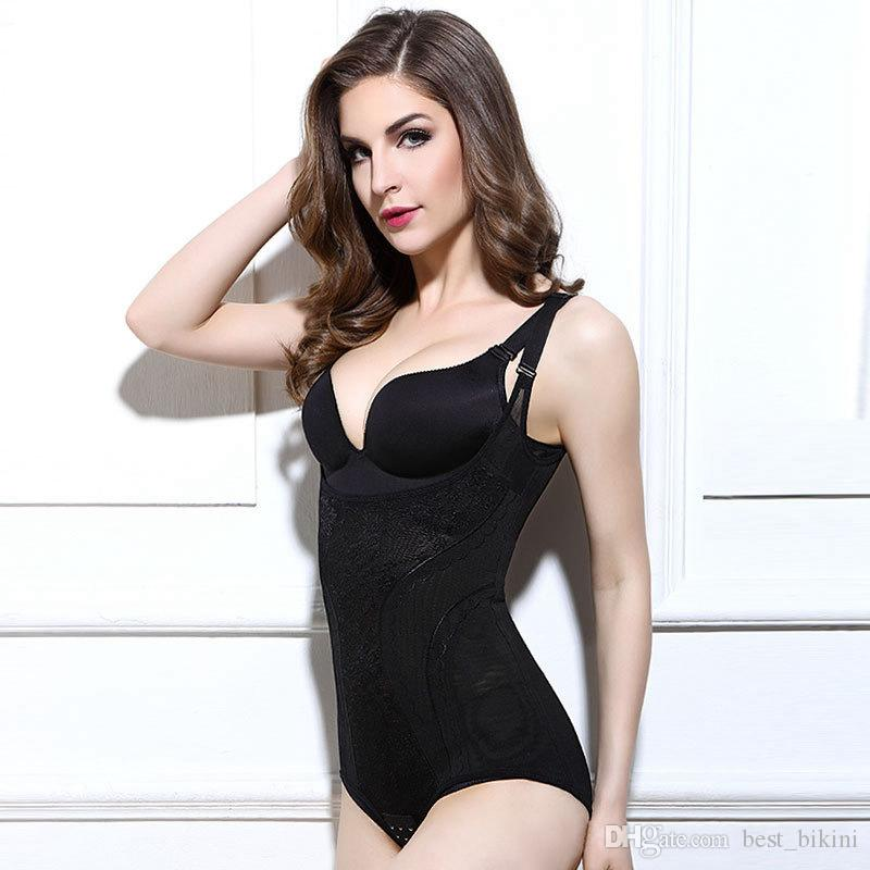 c743bdfa019f2 Women Slimmer Corset Body Shaper Training Wrap Shapewear Corsets ...