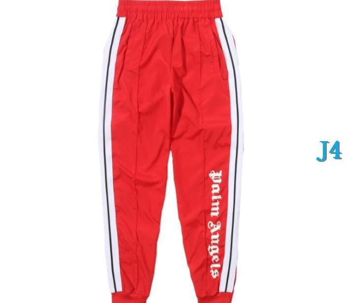 Brand new Palm Angels Track Shorts Men Women High Quality Shorts Many Colors