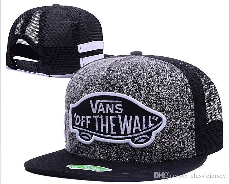 VANS Snapback Baseball Cap Golf Hats For Adults Men Woman Sports Sun Hats  Amp Caps UK 2019 From Classicjersey acd1a63227ac