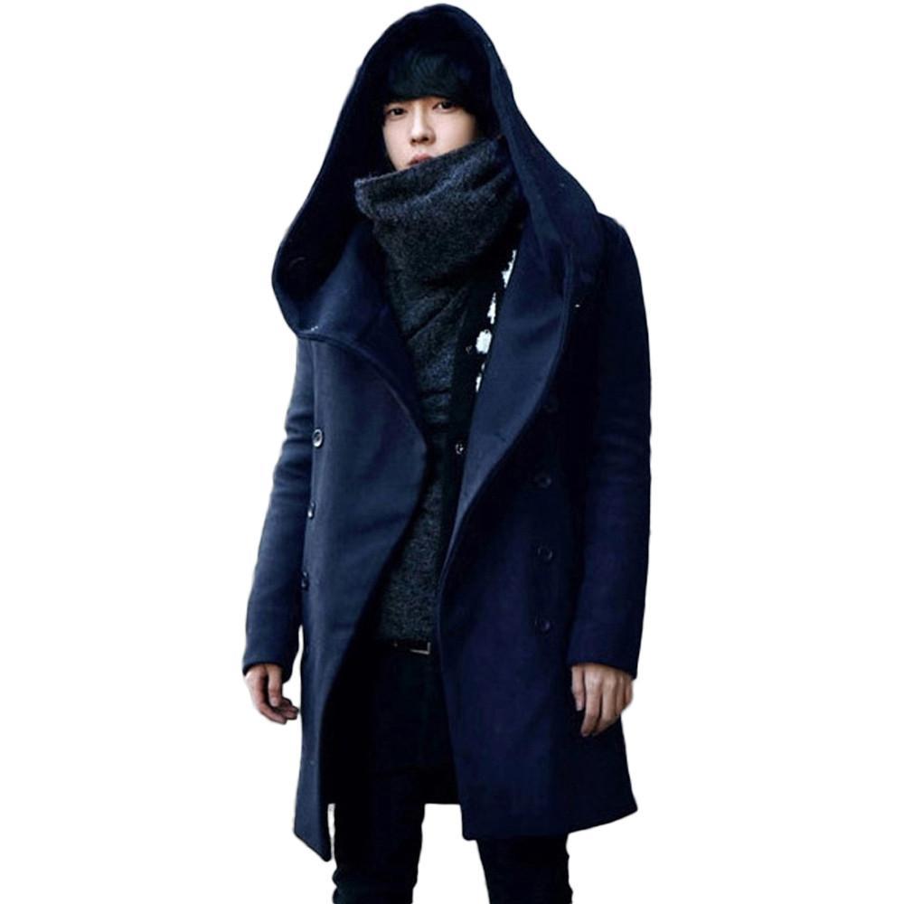 366ebd0e9cae JAYCOSIN Hot High Quality Fashion Design Men's Winter Warm Fit ...