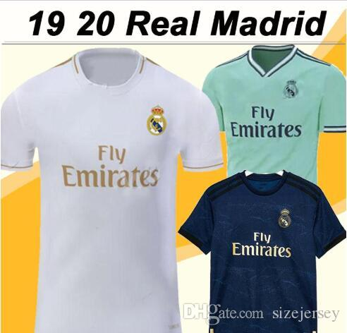 another chance a4350 23ca5 19/20 Real Madrid BALE Soccer Jersey home away NEW soccer shirt #20 ASENSIO  ISCO MARCELO madrid 19 20 Football uniforms