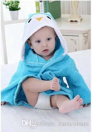 bc83fb70b 2019 Europe And The United States Children S Bath Towel Bathrobe ...