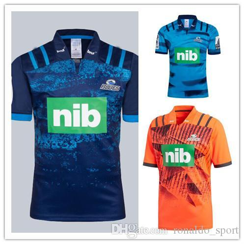 1eb94bc3e DHL ! Blues 2018 2019 Home Away Rugby Jerseys NRL National Rugby ...