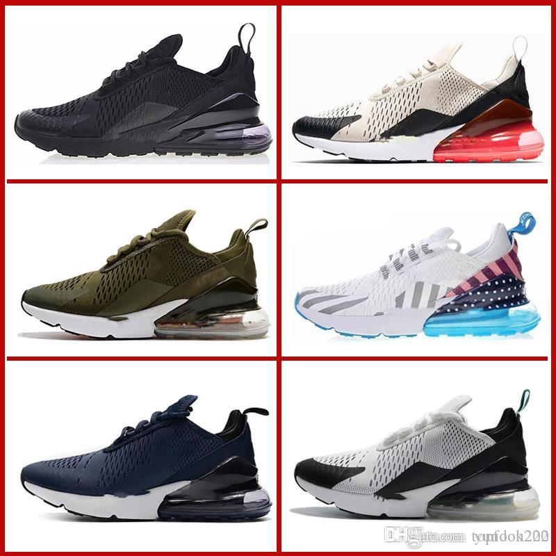 nike air max 270 27c airmax 2019 Nuevo estilo Bowfin Zapatos para correr para hombre Bowfin Deporte atlético Zapatillas Hombre Zapatos de diseñador