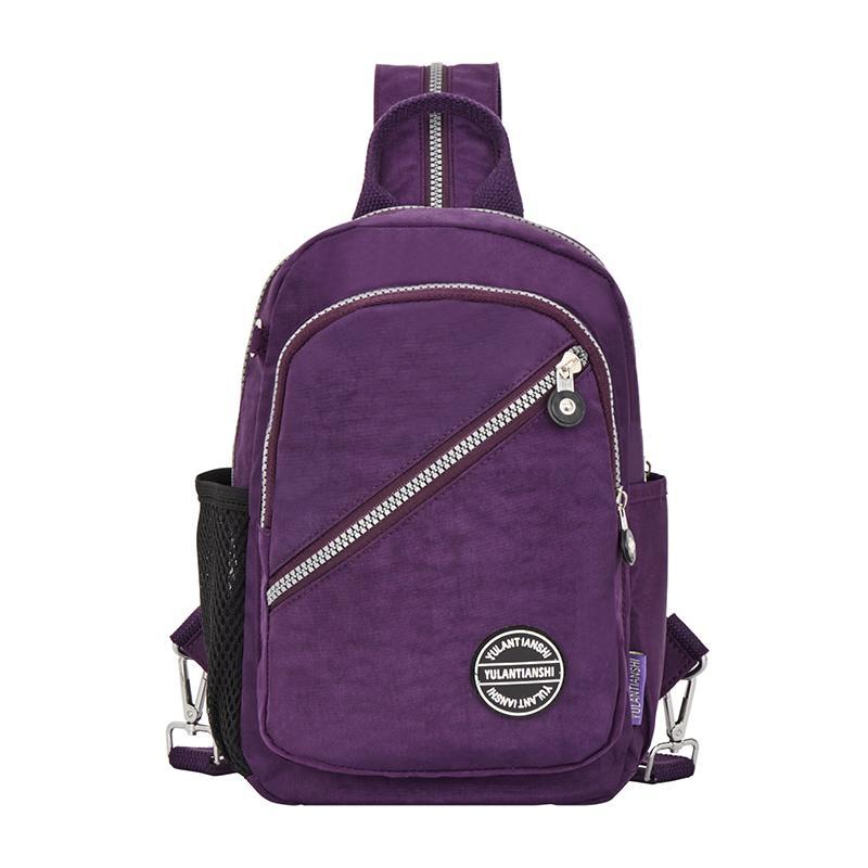 525894baf306 New 2019 Women Backpack Waterproof Nylon Lady Women S Backpacks High  Quality Female Casual Travel Bag 820  Backpacks For Teens Cheap Backpacks  From ...