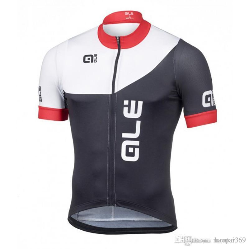 900e38a2b 2018 ALE Men Summer Team Cycling Short Sleeves Jersey Bike Wear Clothes  Breathable Quick Dry 0519LJP ALE Cycling Jerseys Ropa Ciclismo Cycling  Clothing ...
