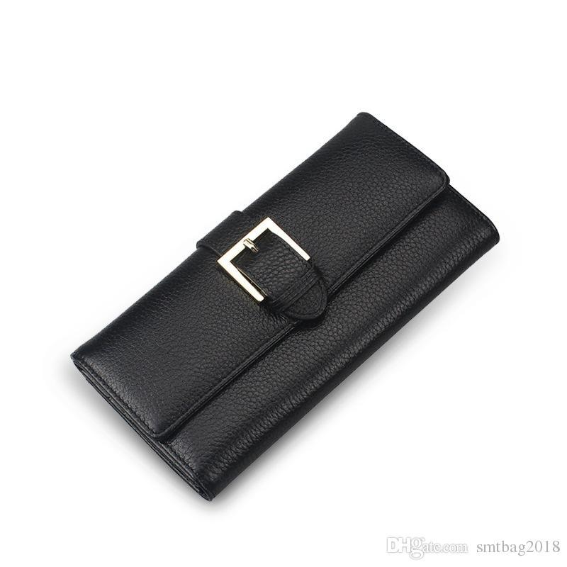 Top Quality Men Wallets fashion hot sale Man letter real leather mini card holder for women with box 613abc