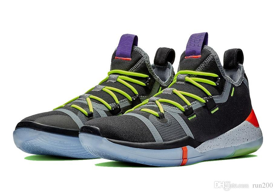 uk availability b9ab0 8248a New Kobe AD Chaos shoes for sales free shipping With Box Kobe Bryant  basketball shoes wholesale store US7-US12