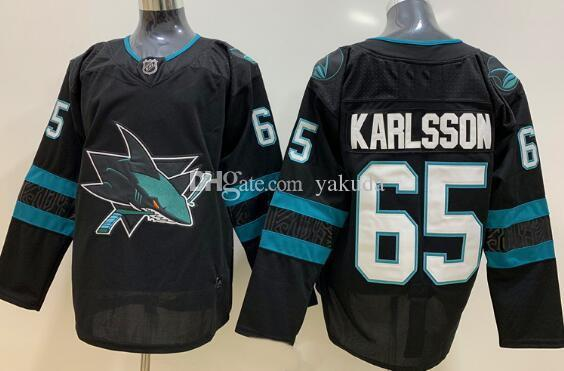 free shipping afbc4 f2bbd Trainers San Jose Sharks 8 PAVELSKI 9 KANE 19 THORNTON 39 COUTURE 42 WARD  65 KARLSSON 88 BURNS Hockey Jersey shirts,fan shop online store