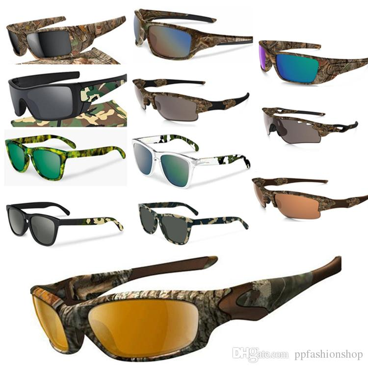 Glasses Goggles Colors Options Sunglasses Spot Women Sports Uv400 Outdoor Wholesale Men Eyewear 12 Camouflage Cycling wXOkuTPZi