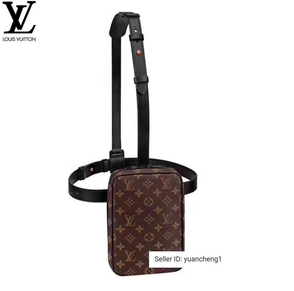 Utility Side Tooling Package M44477 Handbags Bags Top Handles Shoulder Bags Totes Evening Cross Body Bag