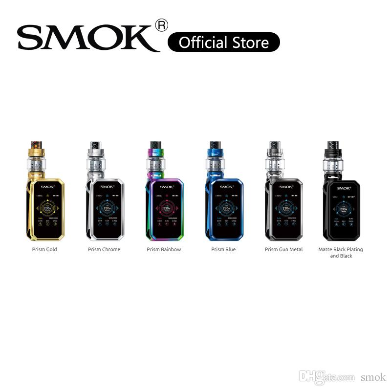 SMOK G-PRIV 2 Kit Luxe Edition With 8ml TFV12 Prince Tank 230W G-PRIV 2 Mod  2 0 Inch Touch Screen Deluxe Appearance 100% Original