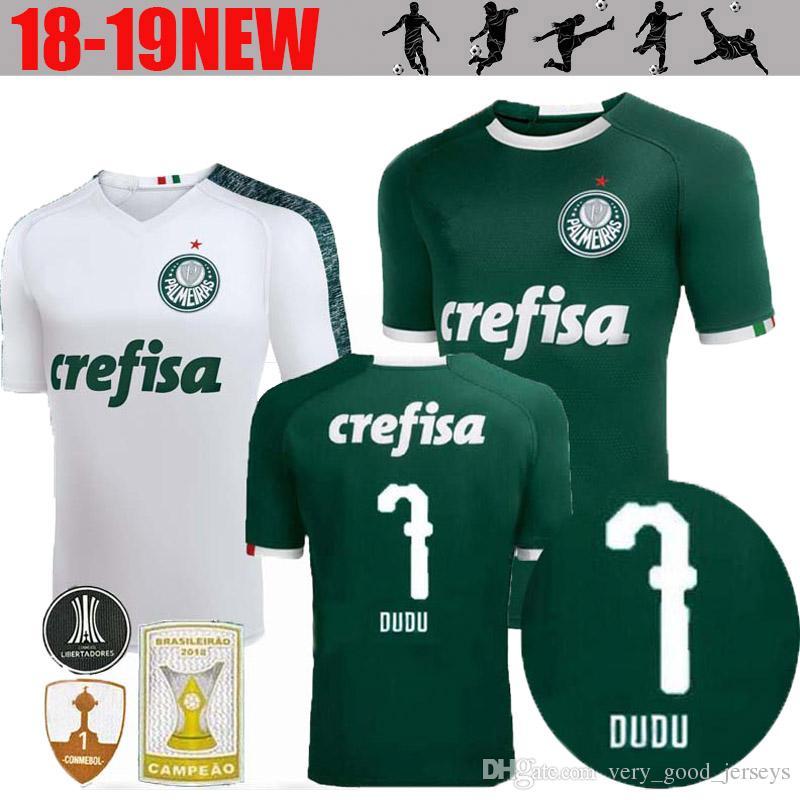 2019 2019 2020 Palmeiras Soccer Jersey Home Away 19 20 Deyverson Willian  Deyverson Lucas Lima Dudu Footballl Shirts Camiseta De Futbol From . 36afafad5