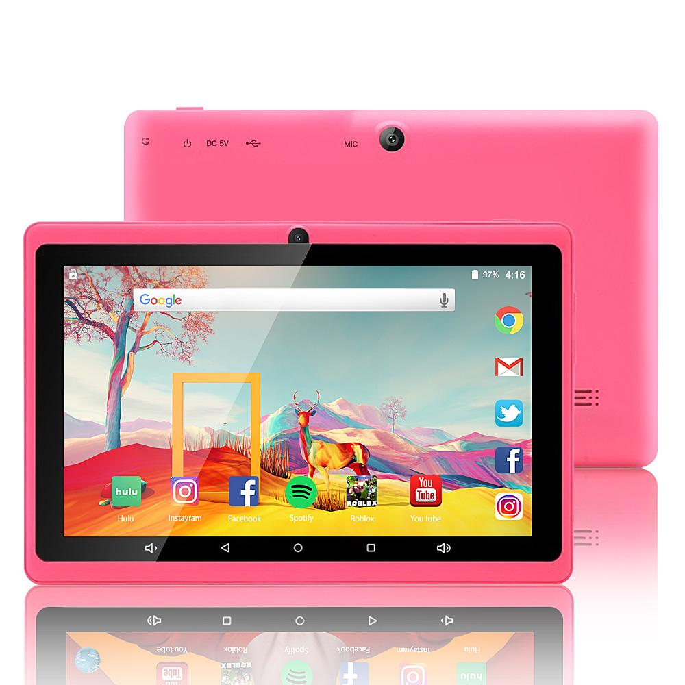 7 inch Tablet 1GB/8GB,Google Android 8 0, Quad Core,Dual Camera, Wi-Fi,  Bluetooth,Play Store Skype