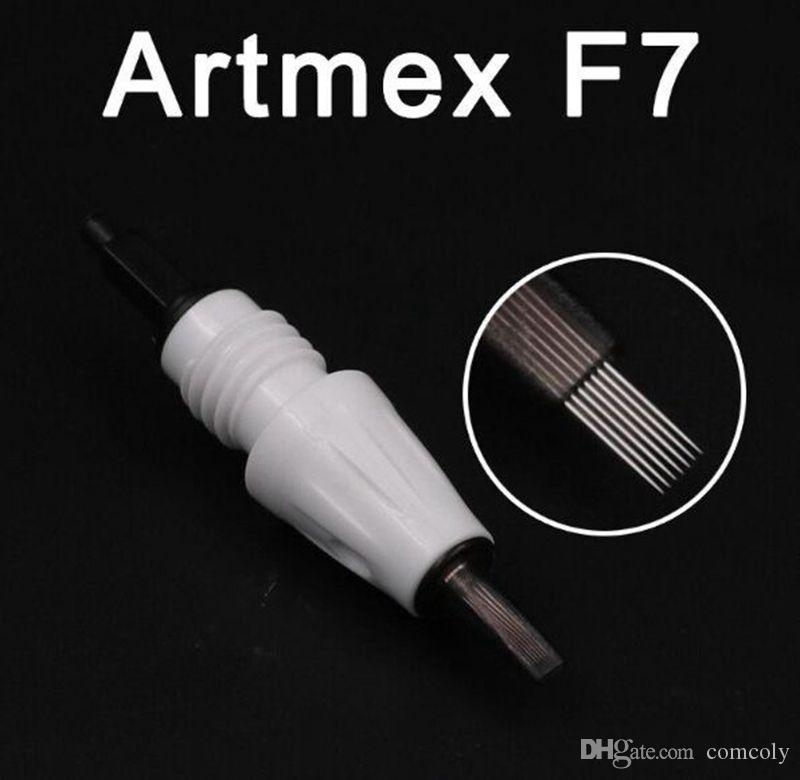 رسائل خرطوشة الإبرة الصغيرة ل Artmex V8 V6 V11 V9 ماكياج الدائم ماكياج الوشم ديرما القلم dr.Pen MTS PMU العناية بالبشرة