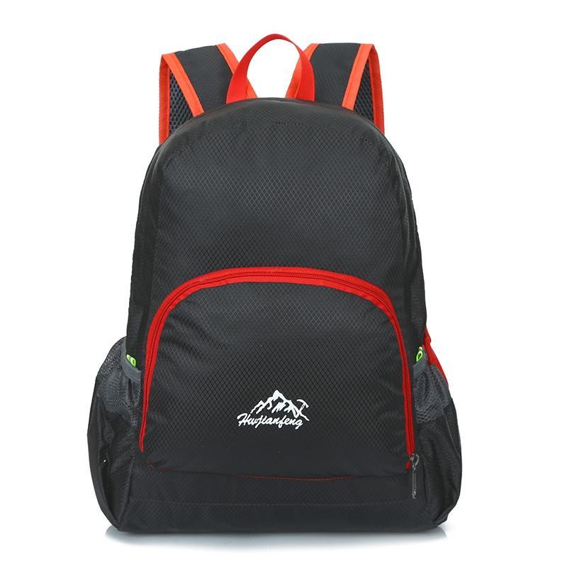 91cb88bb99e1 2019 HUWAIJIANFENG Outdoor Trendy Durable Backpack From Xuliangxian ...